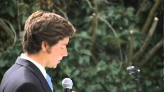 getlinkyoutube.com-Discurso de Gonzalo - Boda Talia y Pelayo.mpg