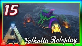 getlinkyoutube.com-ARK: Valhalla #15 - ARTHROPLUERA & LYSTROSAURUS TAMING (Modded ARK Survival Evolved Roleplay)