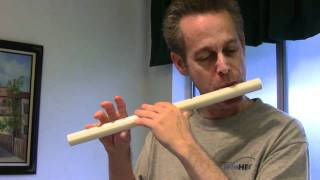 Doug Tipple PVC Flutes in the Keys of  F, G, and D Piccolo