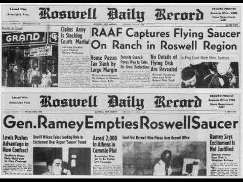 Roswell, Complete Transcripts