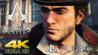 getlinkyoutube.com-Assassin's Creed Syndicate - PS4 Pro 4K Gameplay @ 2160p HD ✔
