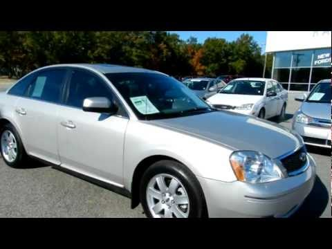 2006 Ford Five Hundred Problems Online Manuals And Repair