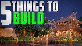 getlinkyoutube.com-5 Things You Should Build In Minecraft