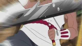 getlinkyoutube.com-Killerbee vs Sasuke Full Fight Part 1/2 ( Part 2/