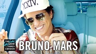 getlinkyoutube.com-Bruno Mars Carpool Karaoke