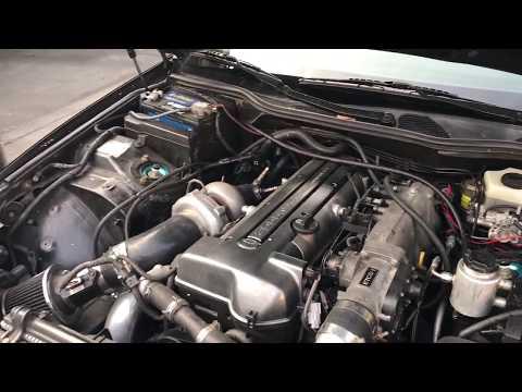 Расположение передних амортизаторов в Lexus GS350
