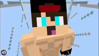 getlinkyoutube.com-Epic Partida De SkiWars • Full Diamante v.s  Armadura Caca :v • SkiWars En Minecraft Pe