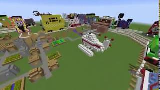 getlinkyoutube.com-thomas and friends minecraft 3