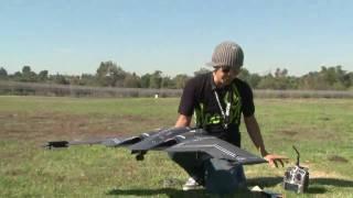 getlinkyoutube.com-B-2 Spirit!  Stealth Bomber RC JET Flight Review in HD! Twin EDF RTF B-2!  bananahobby.com!