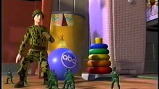 getlinkyoutube.com-ABC Toy Story Army Men Bumpers