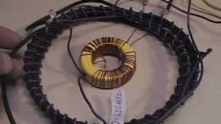 getlinkyoutube.com-Pulsing coils and lighting LEDS - Part 2