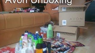 getlinkyoutube.com-Avon Otvaranje Paketa Novembar C16