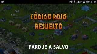 getlinkyoutube.com-MIS DINOSAURIOS SE QUIEREN ESCAPAR!!! //Jurassic Park Builder gameplay