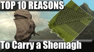 getlinkyoutube.com-Top 10 Reasons to Carry a Shemagh for Hiking | RevHiker