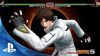 getlinkyoutube.com-THE KING OF FIGHTERS XIV -  Invitation Trailer | PS4