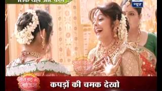 getlinkyoutube.com-Saath Nibhaana Saathiya: Meera marries Dharam; becomes Gopi's samdhan