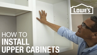 getlinkyoutube.com-How to Hang Cabinets