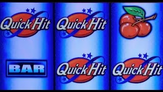 getlinkyoutube.com-QUICK HIT Wild Blue ✦LIVE PLAY✦ Slot Machine Pokie at Harrahs and San Manuel SoCal