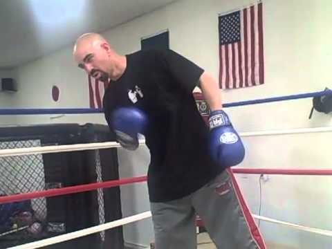 One of worst mistakes made in Boxing while throwing punches and combinations