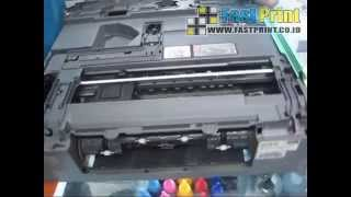 getlinkyoutube.com-TUTORIAL MEMBONGKAR PRINTER BROTHER DCP J125 UNTUK MENGGANTI HEAD PRINTER