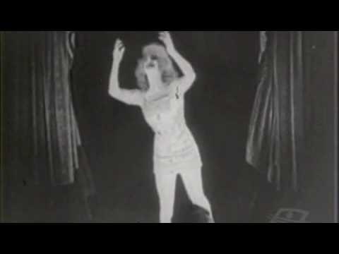 L'artiste de vaudeville Eva Tanguay