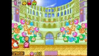getlinkyoutube.com-Kirby & The Amazing Mirror: Boss Endurance Ability Challenge - Smash (No Damage)