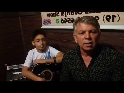Luiz Granja Show bate papo com Luiz Gustavo Acosta