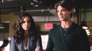 getlinkyoutube.com-Pretty Little Liars 3x18 Dead To Me - Jason talks to the girls at the coffee shop.