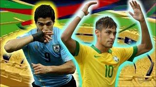 getlinkyoutube.com-PES [PS2] RUMO AO ESTRELATO #62 - FINAL DA COPA AMÉRICA: URUGUAI X BRASIL!