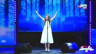 getlinkyoutube.com-Amira Willighagen - 2015 Sanremo Junior Festival - Guest Appearance - ALL PARTS