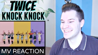 "getlinkyoutube.com-TWICE 트와이스 ""Knock Knock"" MV Reaction | Awkward Luc"