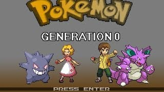 getlinkyoutube.com-What Is Pokemon Generation 0?!