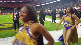 "getlinkyoutube.com-Alcorn State-SOD """"entrance """" SWAC Championship 2016"