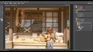 getlinkyoutube.com-PHOTOSHOP 教學-如何讓照片有電影質感