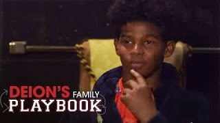 getlinkyoutube.com-Shedeur Negotiates Shower Time | Deion's Family Playbook | Oprah Winfrey Network
