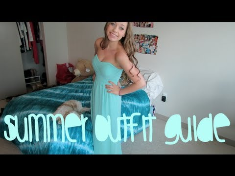 Summer Outfit Guide ft. LuLus