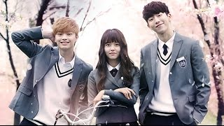 Who Are You School 2015 Ep8 Eng Sub