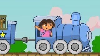 getlinkyoutube.com-مغامرات دورا ( قطار دورا الجديد ) العاب كرتون للاطفال كاملة