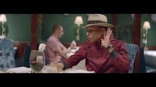 getlinkyoutube.com-Pharrell Williams - Happy (12PM)