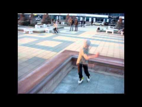 Aggressive inline skating 2012 (Sponsor me)