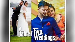 getlinkyoutube.com-Vijay & Abigail | Cinematic Wedding Highlight | Kameraworks | +91-8827726752