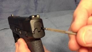 getlinkyoutube.com-M&P Pistol Test For Gritty Trigger Pull