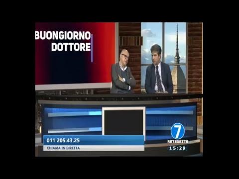 RETE 7 - BUONGIORNO DOTTORE DEL 13/06/2018