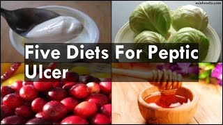 getlinkyoutube.com-Five Diets For Peptic Ulcer