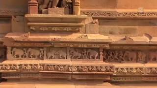 getlinkyoutube.com-Khajuraho - Kamasutra Sculptures of Ancient India - The Temple of Love - Incredible India