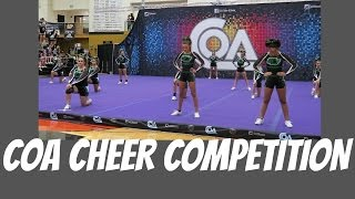 getlinkyoutube.com-EMMA'S COA CHEER COMPETITION!