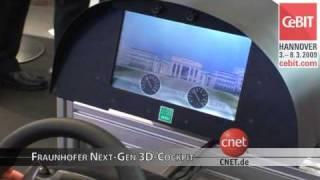 getlinkyoutube.com-CNET.de - CeBIT 2009 -Next-Gen-3D-Display: Heinrich-Hertz-Institut revolutioniert Auto-Cockpits