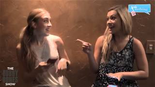Maddie And Tae Interactive Chat w/ Bobby Bones  - AskAnythingChat