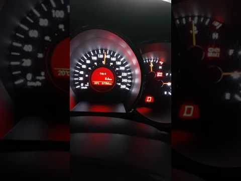 Big muscle Kia Optima 4cylinder 2.0 ... Turbo Charger