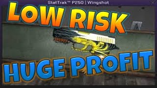 CSGO - Cheap Trade Up Contract With Great Profit - 75% PROFIT! - ( May 2016 )